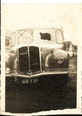 Le véhicule circulera de 1949 à 1969.